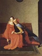 Jean-Auguste Dominique Ingres Paolo and Francesca, oil painting picture wholesale