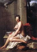 Jean-Baptiste Santerre Susanna at the Bath oil painting artist