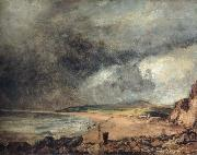 John Constable Weymouth Bay oil painting picture wholesale