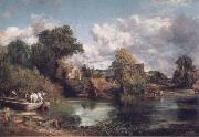 John Constable THe WHite hose oil painting picture wholesale