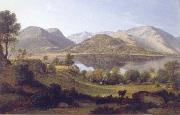 John glover Ullswater,early morning oil painting picture wholesale