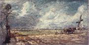 John Constable Srping East Bergholt Common oil painting picture wholesale