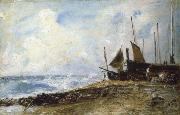 John Constable Brighton Beach oil painting picture wholesale