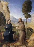 Juan de Flandes Temptation of Christ oil painting picture wholesale