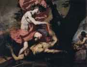Jusepe de Ribera Apollo and Marsyas oil painting picture wholesale
