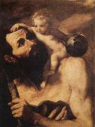 Jusepe de Ribera St Christopher oil painting picture wholesale