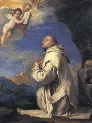Jusepe de Ribera Vision fo St.Bruno oil painting picture wholesale