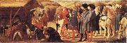 MASACCIO Adoration of the Magi oil painting picture wholesale