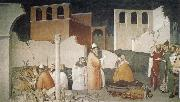 Maso di Banco St Sylvester Sealing the Dragon's Mouth oil painting picture wholesale