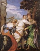 Paolo  Veronese Allegory of Vice and Virtue oil painting picture wholesale