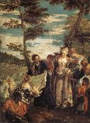 Paolo Veronese The Finding of Moses oil painting picture wholesale