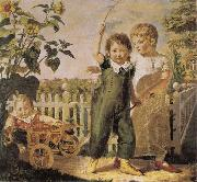 Philipp Otto Runge The Hulsenbeck Children oil painting picture wholesale