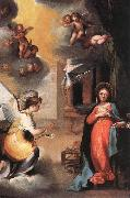 SALIMBENI, Ventura The Annunciation oil painting picture wholesale