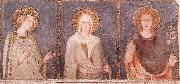 Simone Martini St Elisabeth, St Margaret and Henry of Hungary oil painting picture wholesale