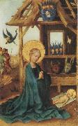 Stefan Lochner Adoration of the Child oil painting picture wholesale