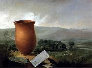Thomas Guest Grave Group from a Bell Barrow at Winterslow oil painting picture wholesale