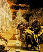 Tintoretto The Stealing of the Dead Body of St Mark oil painting picture wholesale
