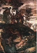 Tintoretto The Miracle of the Loaves and Fishes oil painting picture wholesale