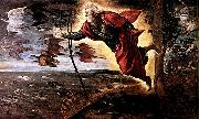 Tintoretto Creation of the Animals oil painting picture wholesale
