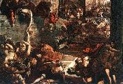 Tintoretto The Slaughter of the Innocents oil painting picture wholesale