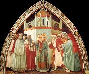 UCCELLO, Paolo Disputation of St Stephen oil painting picture wholesale