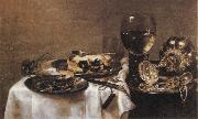 Willem Claesz Heda Still Life oil painting picture wholesale
