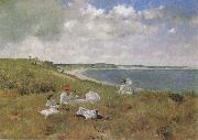 William Merrit Chase Leisure oil painting picture wholesale
