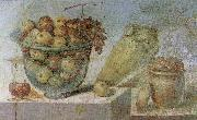 unknow artist Wall painting from the House of Julia Felix at Pompeii oil painting picture wholesale