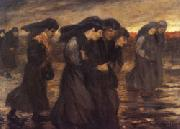theophile-alexandre steinlen The Coal Sorters oil painting picture wholesale