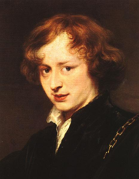Anthony Van Dyck Self Portrait_nn oil painting image