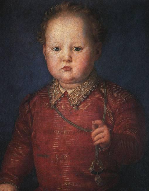 BRONZINO, Agnolo Don Garcia de  Medici Sweden oil painting art