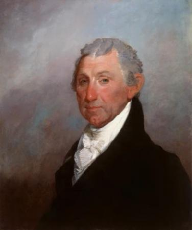 Gilbert Charles Stuart James Monroe Sweden oil painting art