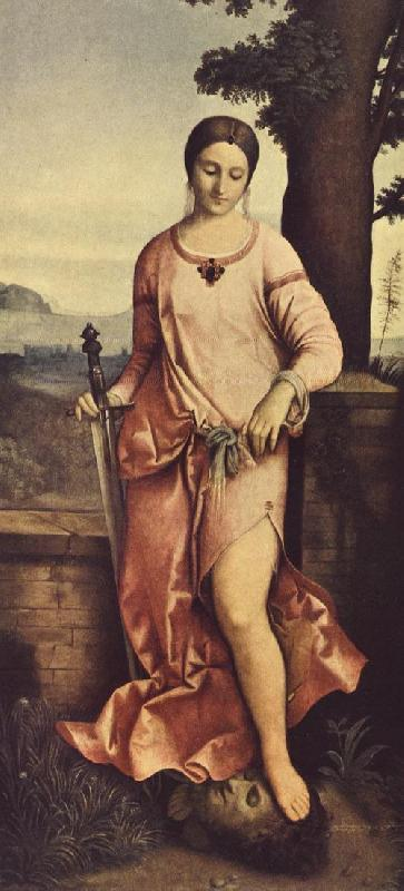 Giorgione Judith dh oil painting image