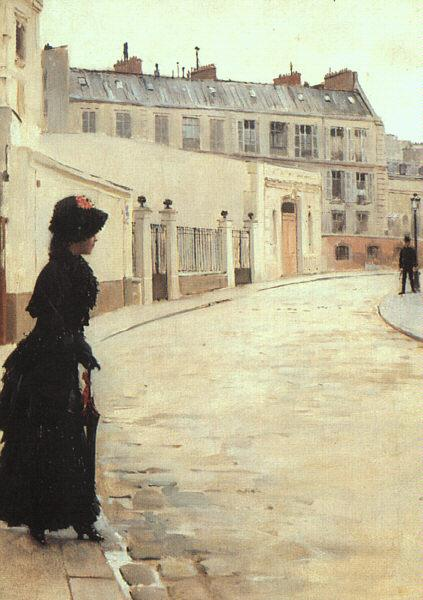Jean Beraud The Wait (san11) oil painting image