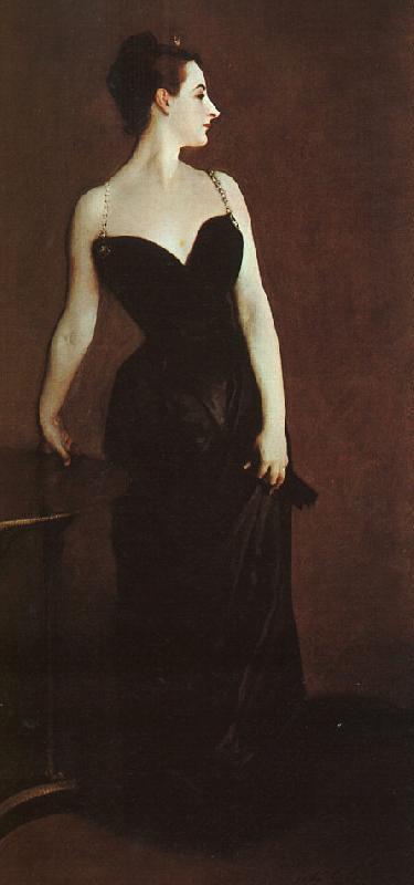 John Singer Sargent Madame X Sweden oil painting art