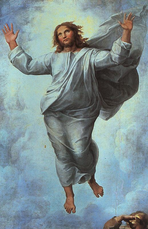 Raphael The Transfiguration Sweden oil painting art