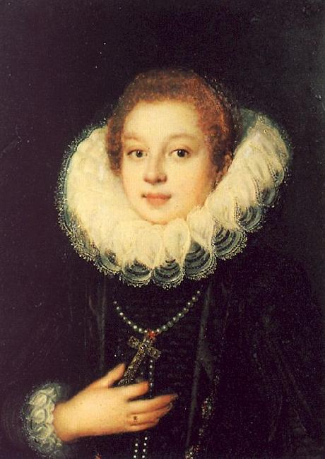 Sofonisba Anguissola Self Portrait oil painting image