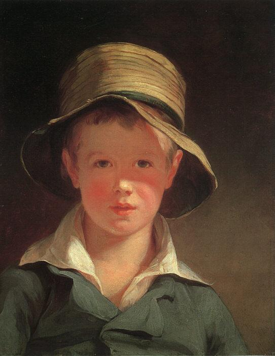 Thomas Sully The Torn Hat Sweden oil painting art