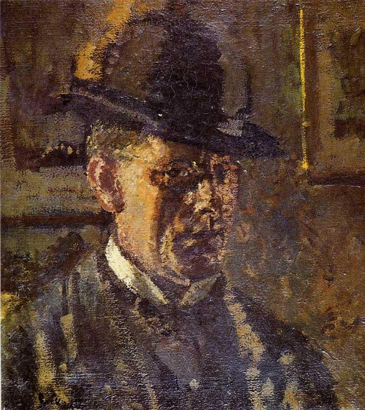 Walter Sickert The Juvenile Lead Sweden oil painting art