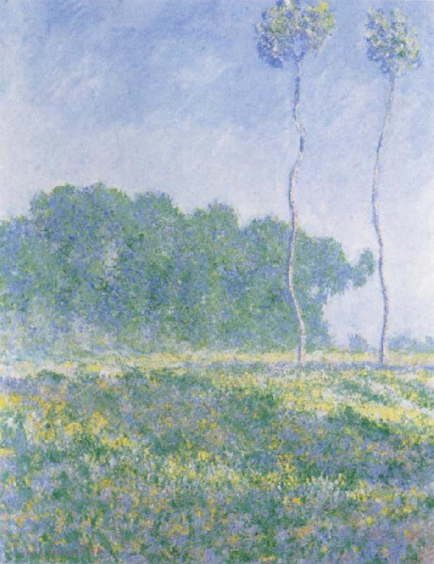 Claude Monet Spring Landscape oil painting picture