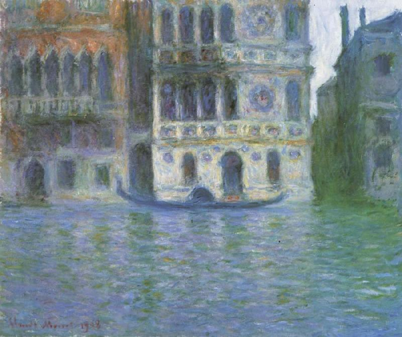 Claude Monet The Palazzo Dario oil painting picture