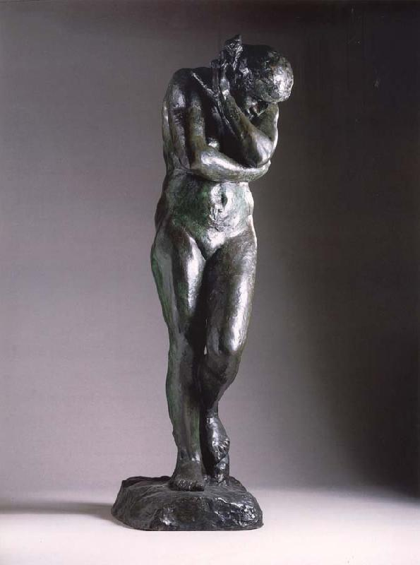 Auguste Rodin Eve oil painting image