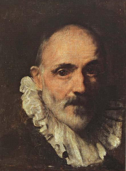 Federico Barocci Self-Portrait oil painting picture