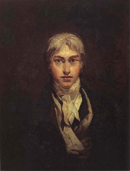 Jmw Turner Self-Portrait oil painting image