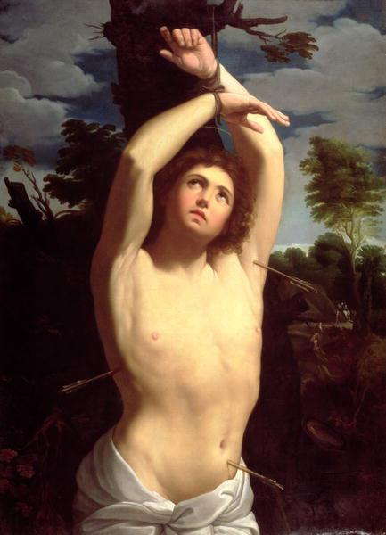 Guido Reni Saint Sebastian oil painting picture
