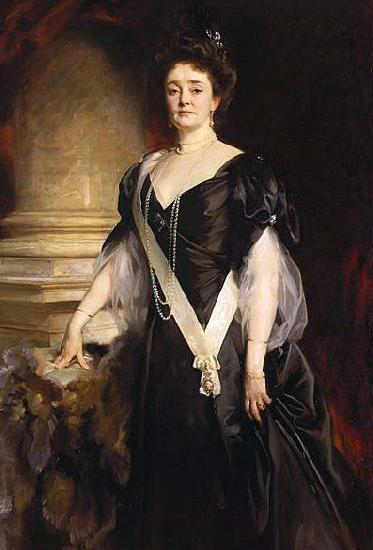 John Singer Sargent H.R.H. the Duchess of Connaught and Strathearn. oil painting picture