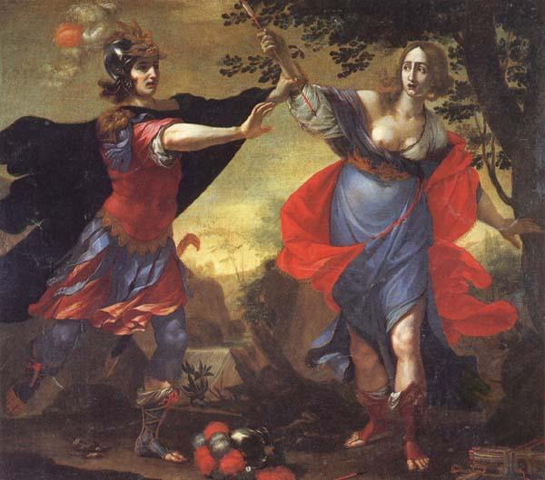 Dandini, Cesare Rinaldo and Armida oil painting image