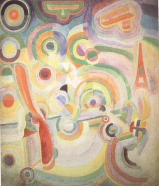 Delaunay, Robert Homage to Bleriot (nn03) oil painting image